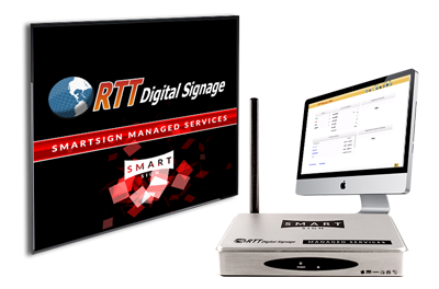 Smart Digital Signage Player - RTTDigital Signage