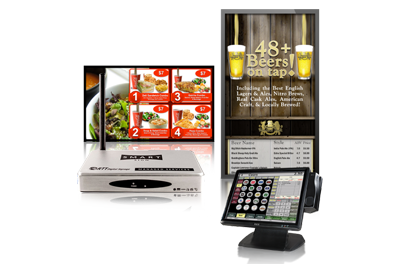 POS Digital Signage Interface - RTTDigital Signage